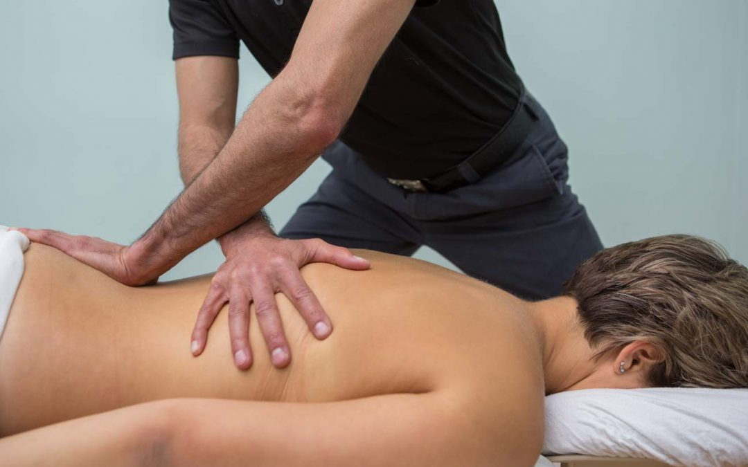 Why I became a massage therapist.